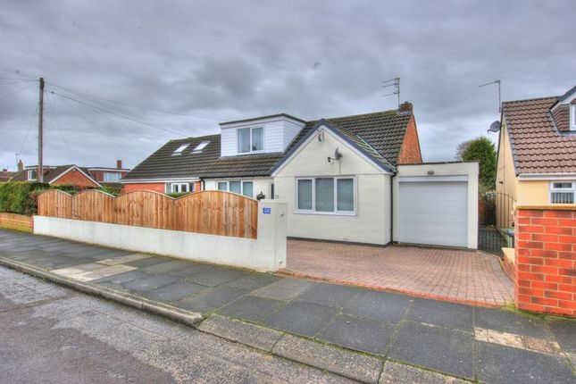 Thumbnail Semi-detached bungalow for sale in Acorn Avenue, Bedlington