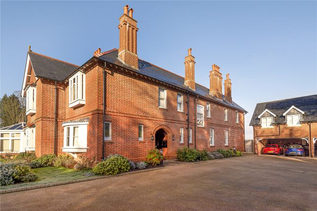 Thumbnail Flat for sale in Voysey Court, Park Road, Winchester, Hampshire