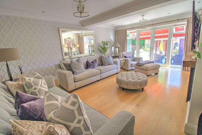 Detached house for sale in The Plain, Epping