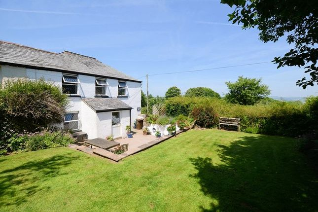 Thumbnail Semi-detached house for sale in Higher Downgate, Callington