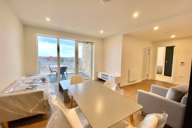 Thumbnail Flat to rent in Alington House, Western Road