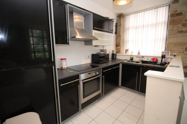 Kitchen of Parkwood Mill, Stoney Lane, Leymoor, Huddersfield, West Yorkshire HD3