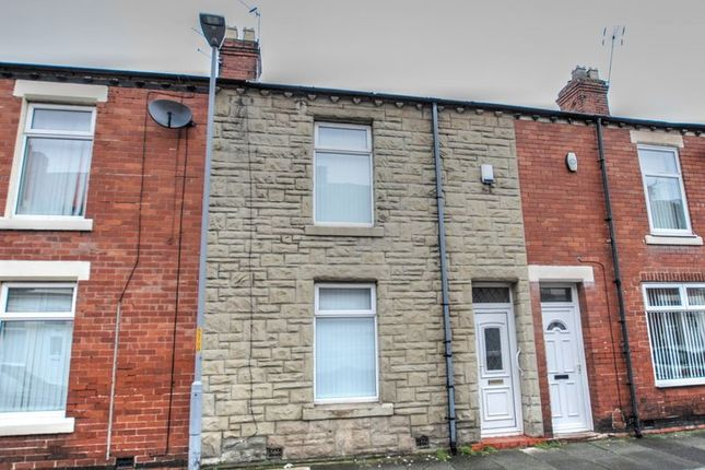 Thumbnail Terraced house for sale in Gladstone Street, Blyth