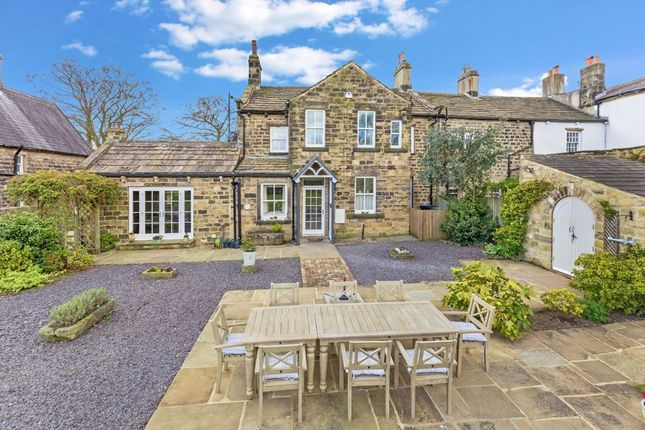 Thumbnail End terrace house for sale in Main Street, Burley In Wharfedale, Ilkley