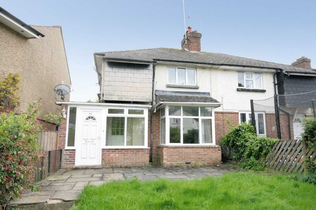 Thumbnail Semi-detached house for sale in Woodlands Avenue, Berkhamsted