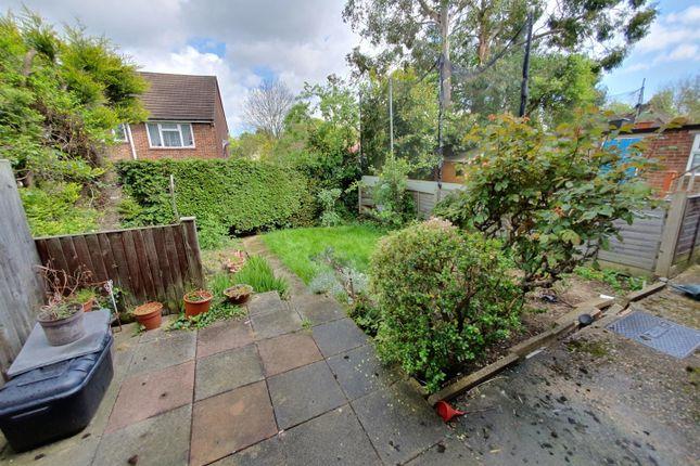 Private Garden of Harcourt Avenue, Edgware HA8