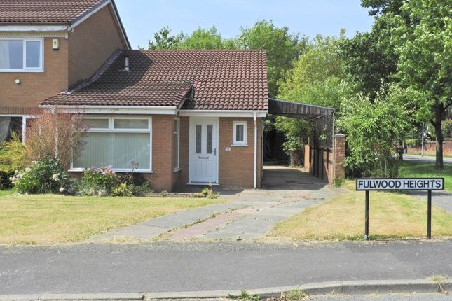 Thumbnail Bungalow to rent in Fulwood Heights, Fulwood, Preston