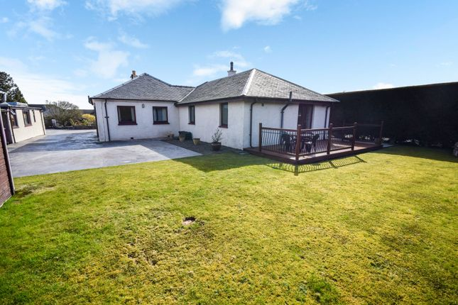 Thumbnail Detached bungalow for sale in Watson Street, Letham, Forfar