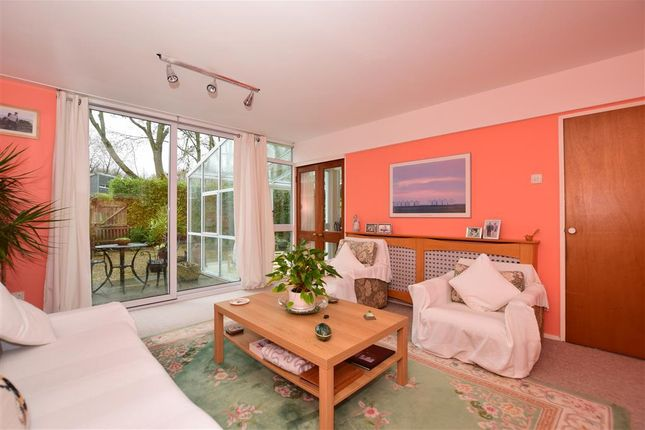 Thumbnail End terrace house for sale in Knights Croft, New Ash Green, Longfield, Kent