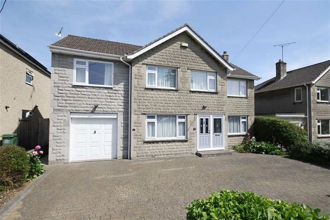 Thumbnail Detached house for sale in Hardenhuish Avenue, Chippenham, Wiltshire