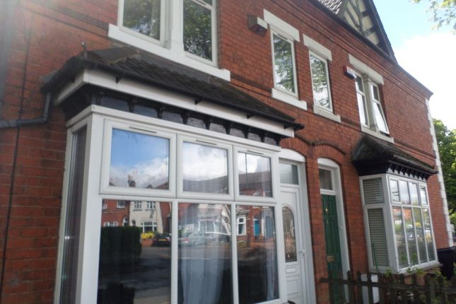 Thumbnail Flat to rent in Abbots Road, Kings Heath, Birmingham