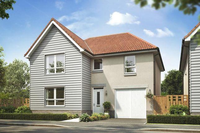 "Thumbnail Detached house for sale in ""Falkland"" at East Calder, Livingston"