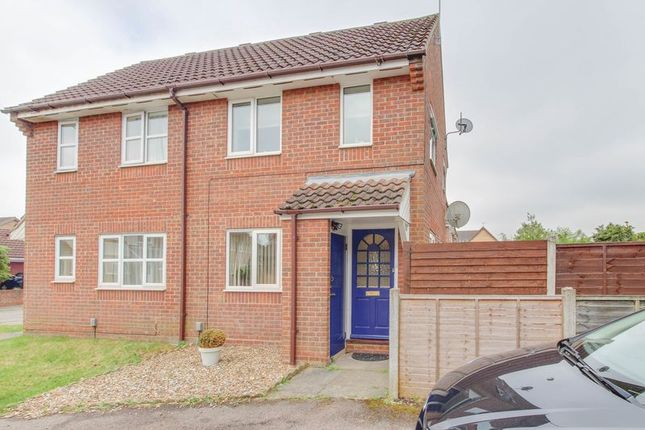Thumbnail Property for sale in Langdale Drive, Highwoods, Colchester