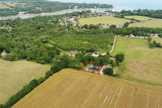 Thumbnail Land for sale in Off Elenors Grove, Fishbourne, Ryde