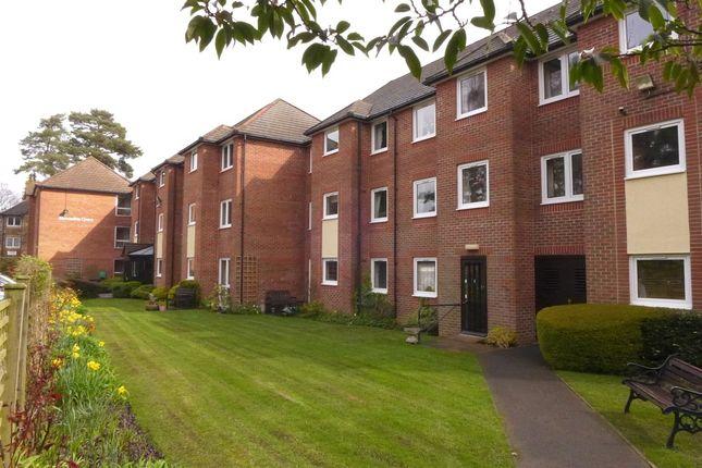 Thumbnail Flat for sale in Glenmoor Road, West Parley, Ferndown
