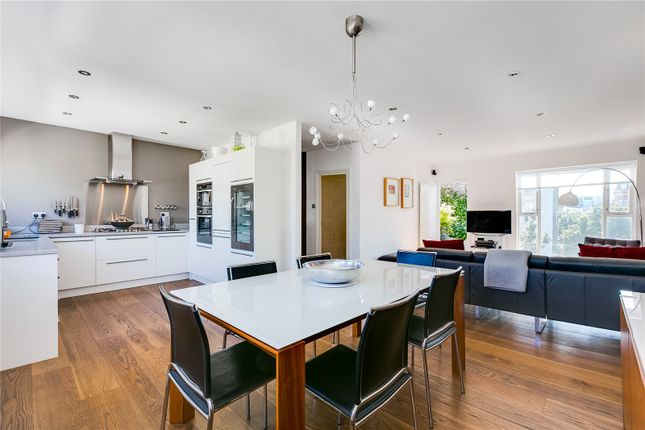 Thumbnail Flat for sale in Courtside, 47-49 Penywern Road, London