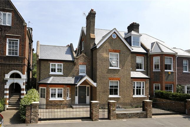 Thumbnail Semi-detached house to rent in Lauriston Road, Wimbledon Village