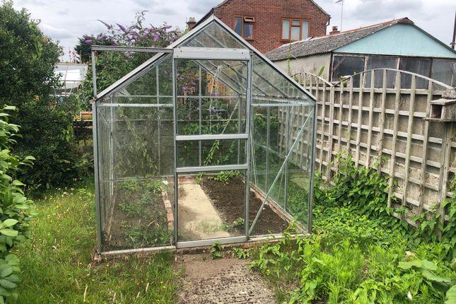 Greenhouse of Merrifield Road, Pakefield NR33