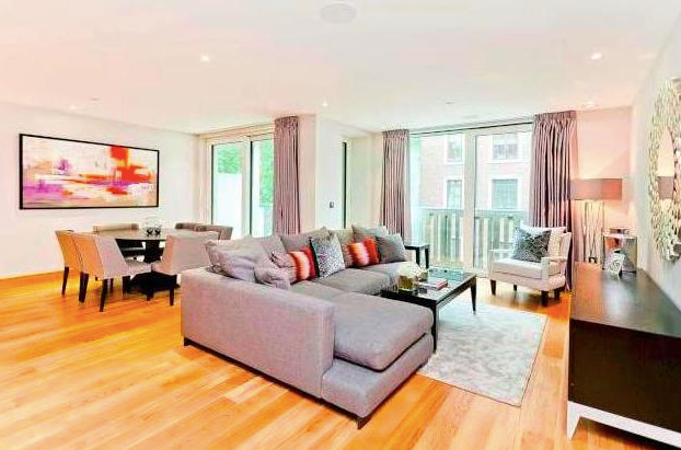 Thumbnail Flat for sale in The Courthouse, 70 Horseferry Road, Westminster, London
