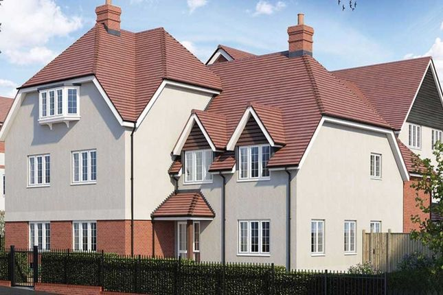 Thumbnail Flat for sale in Station Road, Letchworth Garden City