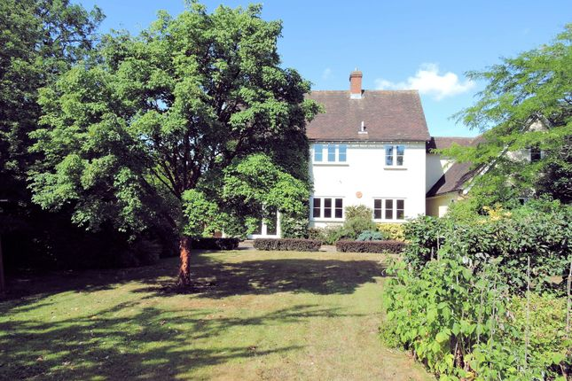 Thumbnail Detached house for sale in Cock Green, Felsted
