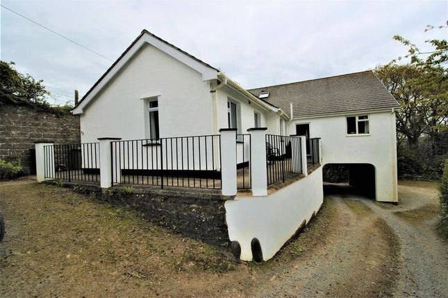 Thumbnail Detached house for sale in High Grove, Pilton West, Barnstaple