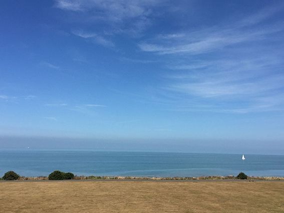 1 bed flat to rent in Palm Bay Avenue, Cliftonville, Margate