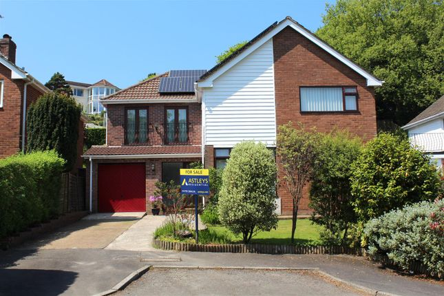 5 bed detached house for sale in St. Catwg Walk, Mayals, Swansea