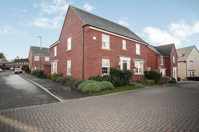 Thumbnail Detached house for sale in Wyatt Way, Meriden, Coventry