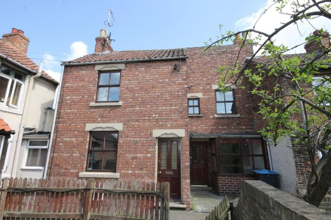 Thumbnail Terraced house for sale in Wide Yard, Brompton, Northallerton
