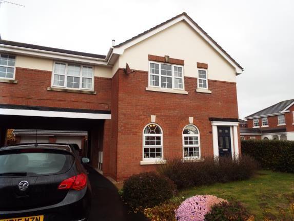 Thumbnail Link-detached house for sale in Oystercatcher Gate, Lytham St. Annes, Lancashire