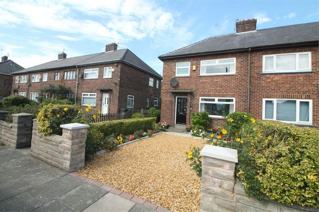 Thumbnail End terrace house for sale in Cumpsty Road, Liverpool, Merseyside
