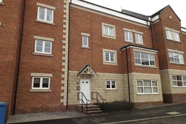 Thumbnail Flat to rent in Loansdean Wood, Morpeth