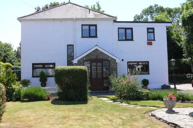 4 bed detached house for sale in West End Avenue, Nottage, Porthcawl CF36