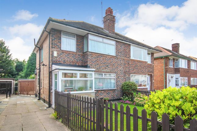 3 bed semi-detached house to rent in Barlock Road, Basford, Nottingham