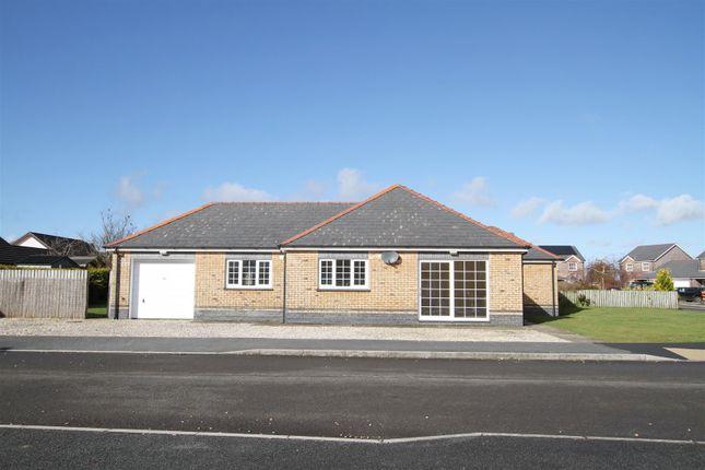 3 bed detached bungalow for sale in Parc Yr Ynn, Llandysul SA44