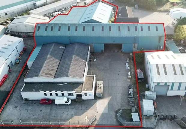Thumbnail Warehouse to let in Unit 23, Pennybridge Industrial Estate, Ballymena, County Antrim