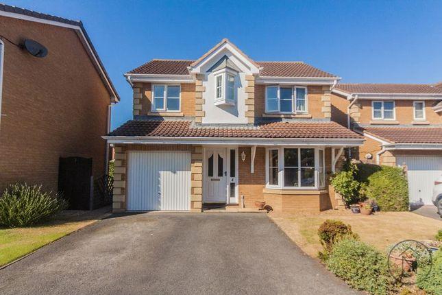 Thumbnail Detached house for sale in Turner Close, Billingham