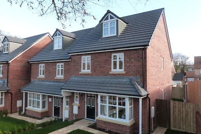 Thumbnail Semi-detached house for sale in Grenville Place, Bideford