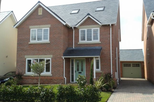 Thumbnail Detached house for sale in Branstree, Plot 4, Park View, Barrow In Furness
