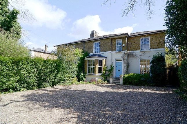 Thumbnail Semi-detached house for sale in 22 Trafalgar Road, Twickenham