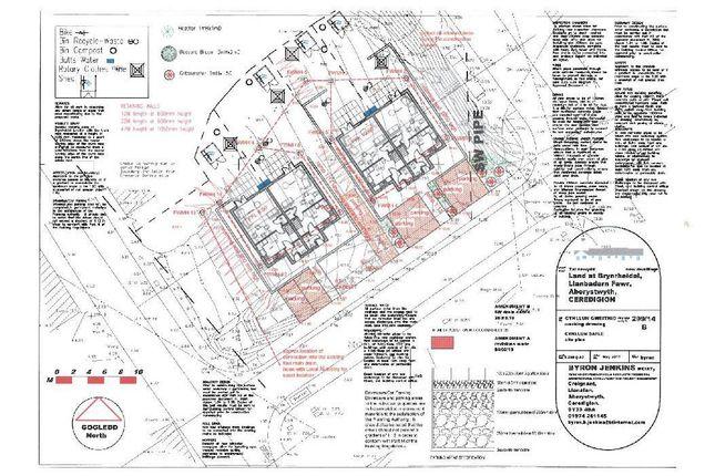 Directions of Brynrheidol Estate, Llanbadarn Fawr, Aberystwyth SY23