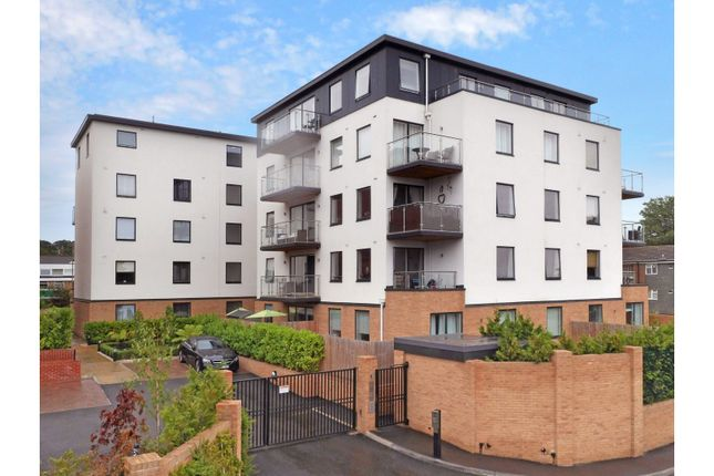 Thumbnail Flat for sale in Sullivan Road, Camberley