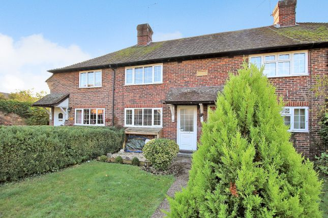 Thumbnail Terraced house to rent in London Road, Holybourne, Alton