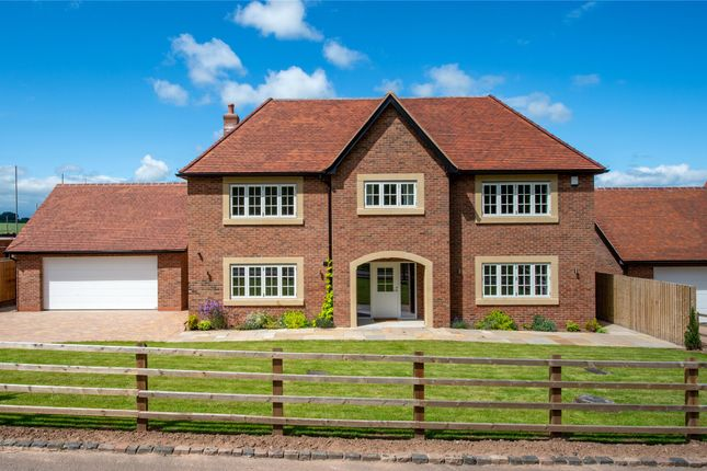 Thumbnail Detached house for sale in Stanford Park, Stanford Bridge, Worcester, Worcestershire