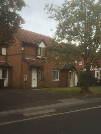 Thumbnail Semi-detached house to rent in Kingston, Birmingham