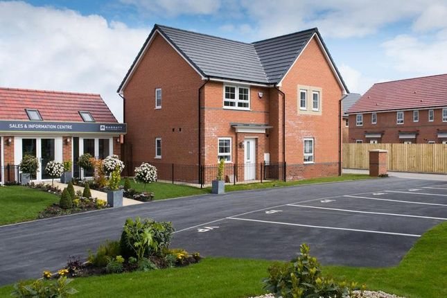 "Thumbnail Terraced house for sale in ""Washington"" at Bedewell Industrial Park, Hebburn"