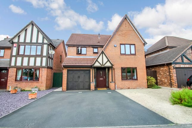 Thumbnail Detached house for sale in Brancaster Close, Amington, Tamworth