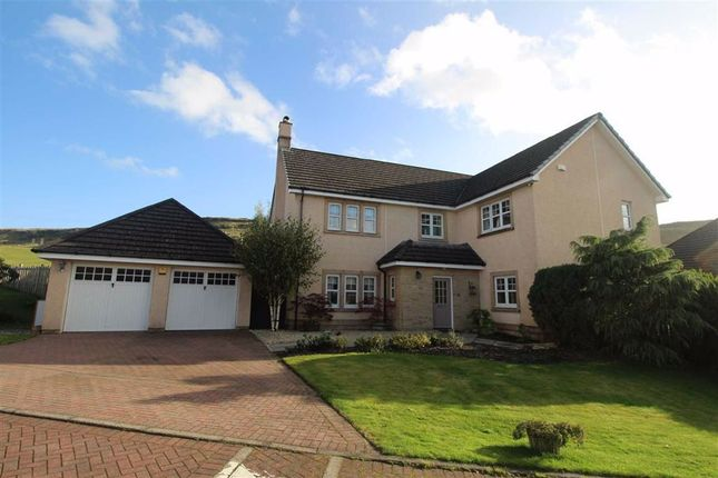 Thumbnail Detached house for sale in Killellan Place, Gourock