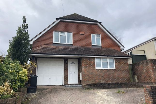 Thumbnail Detached house to rent in Upper Pines, Banstead